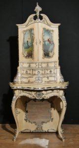 العتيقة فلورنسا الإيطالية رسمت مكتب مجلس الوزراء 1860