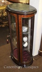 الإمبراطورية الفرنسية زجاج مجوهرات عرض مجلس الوزراء المجوهرات