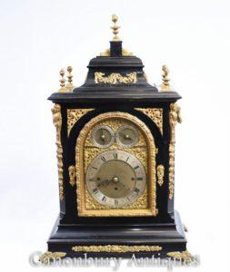 الفيكتوري عباءة ساعة ويستمنستر الدقات النقل في الوقت المحدد